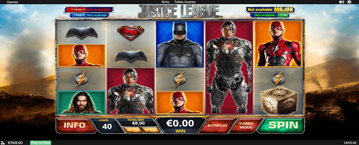 Justice League Slot -947015