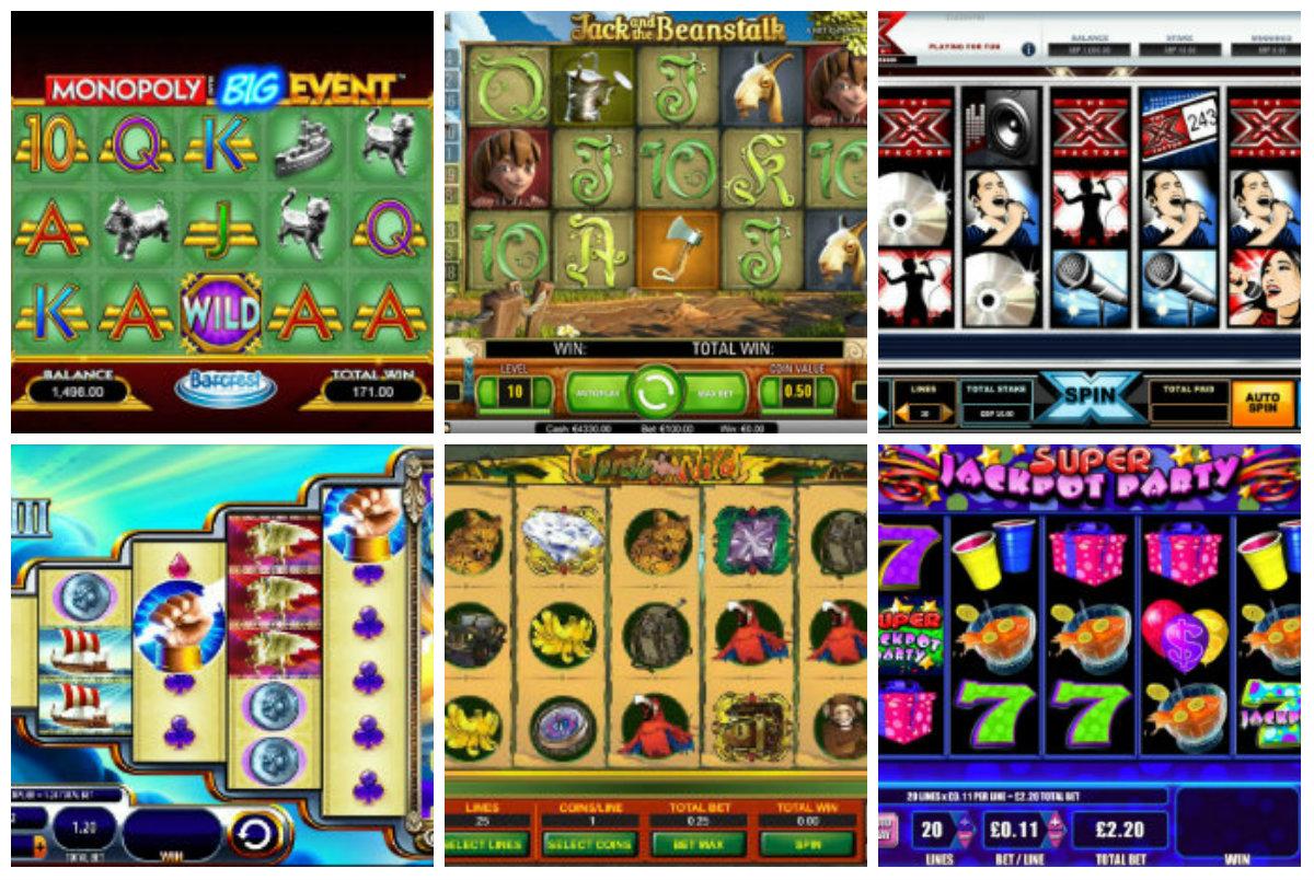 Best Slots -541327