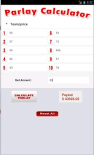 Money Line -551882