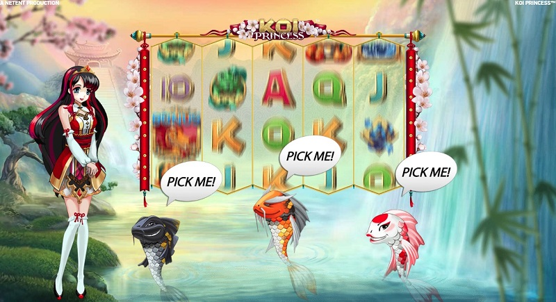 Koi Princess Slot -465879