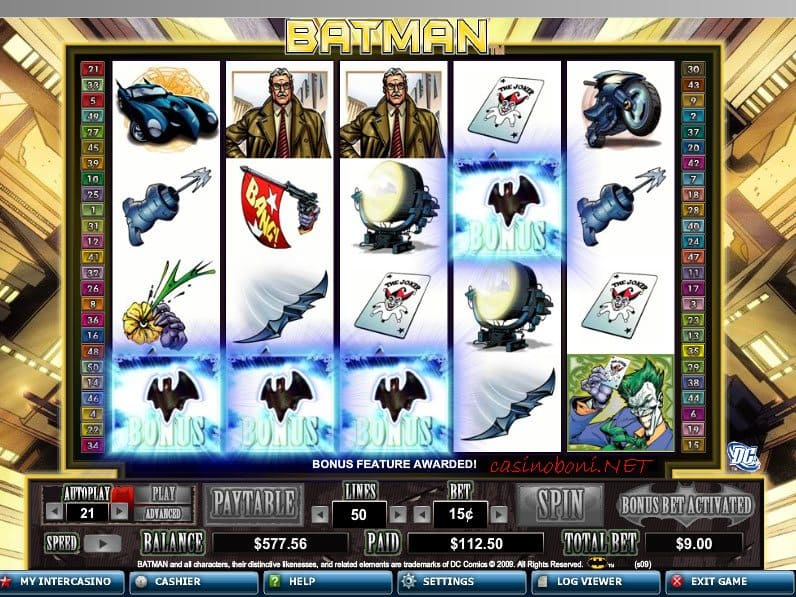 Slots With -137108