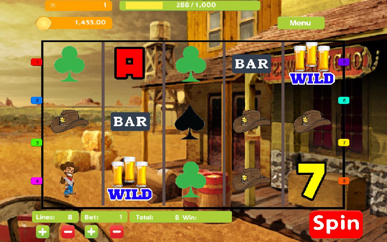 Western Slots Vegas -158603