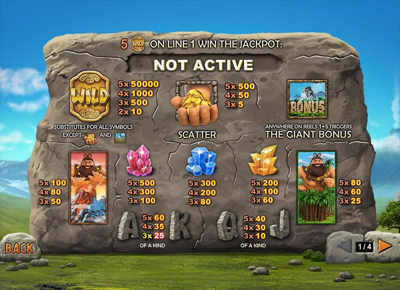 Jackpot Giant -575609