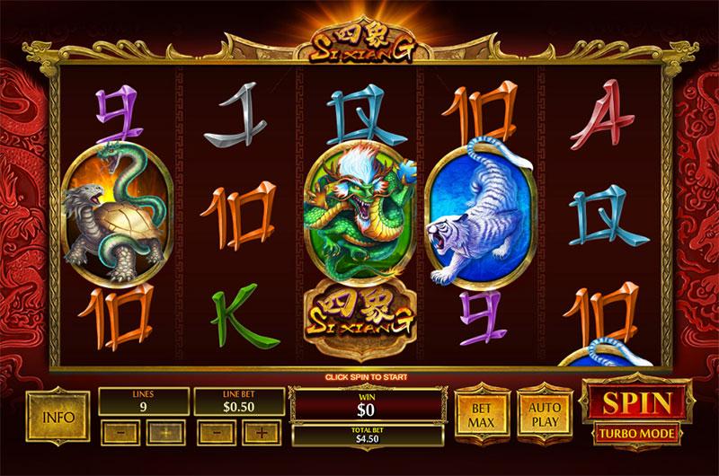 Si Xiang Slot -584665