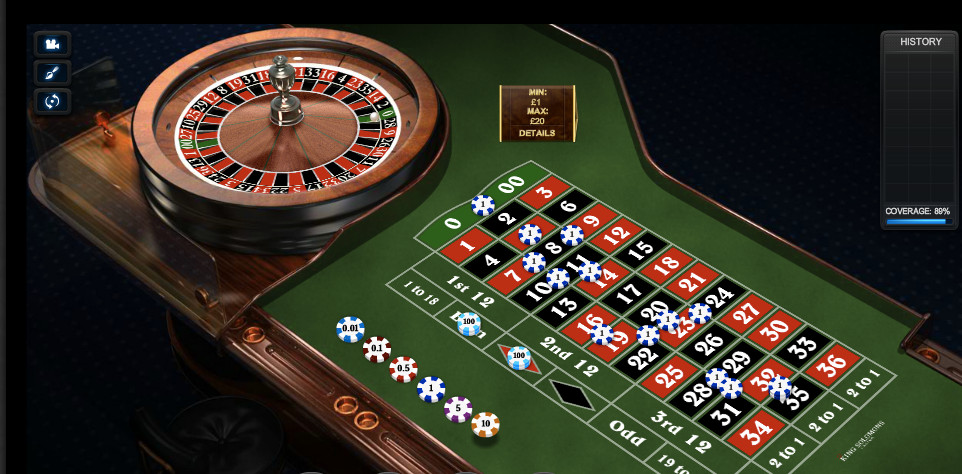 Fastest Roulette -811154