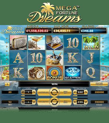 Mega Fortune -933835