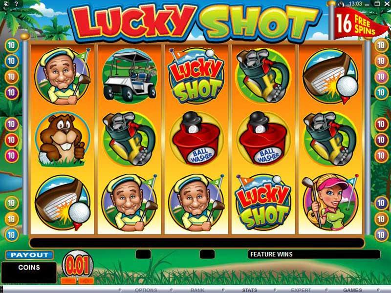 Lucky Shot -796036