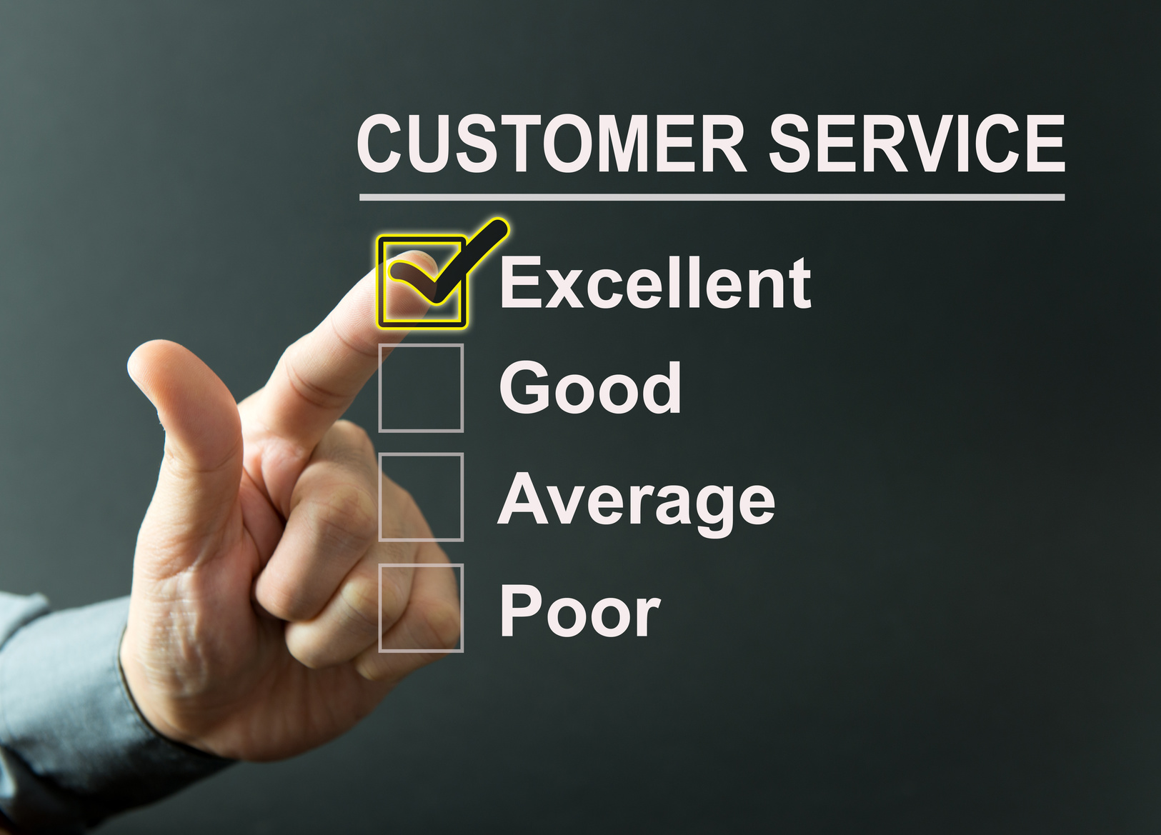 Excellent Customer -347710