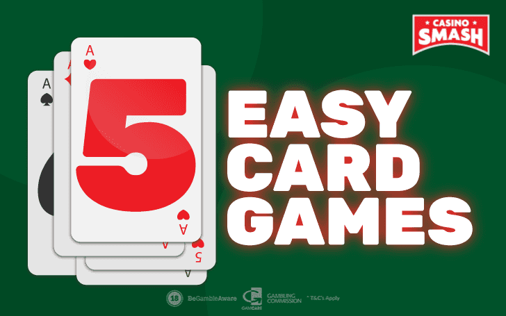 Easy Card Games -129492