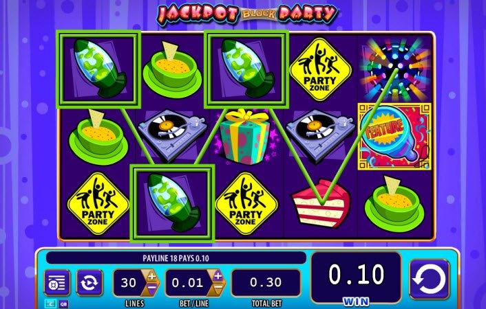 Jackpot Party -136134