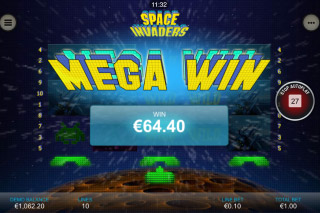 Space Invaders Slot -444876