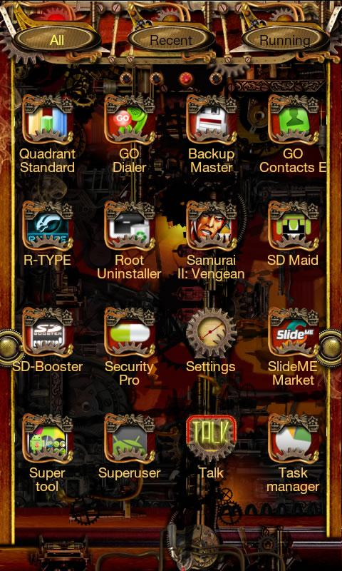 Steam Punk Theme -806051