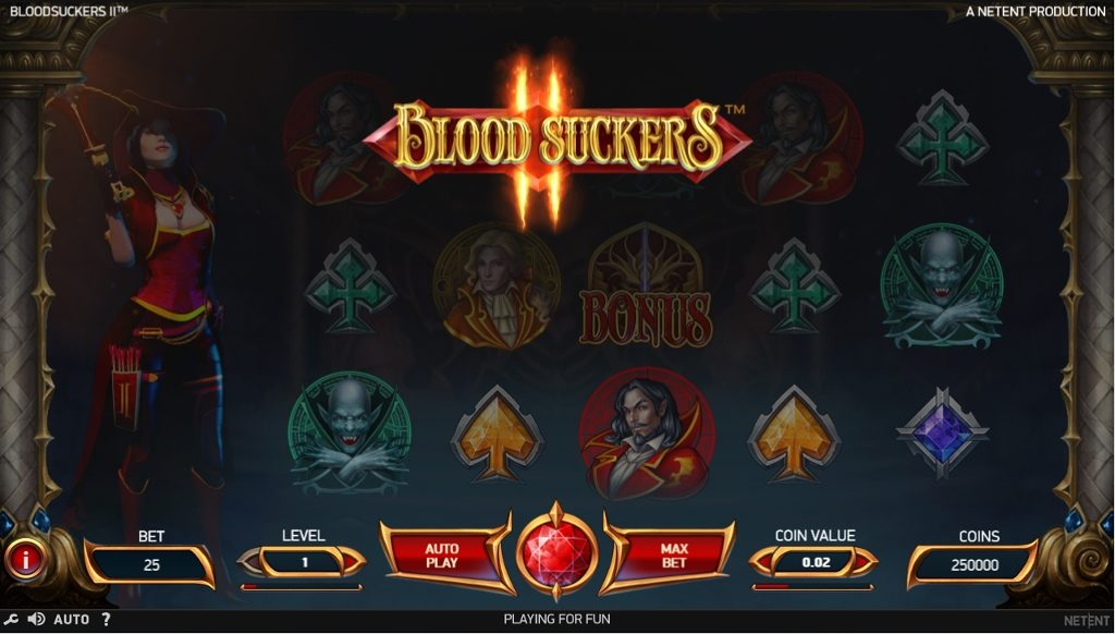 Blood Suckers II -586973