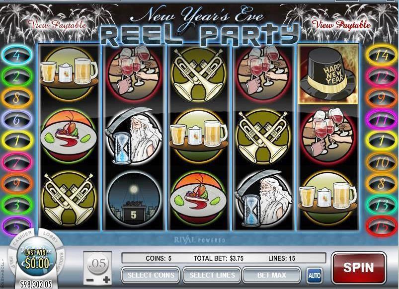 New Years Bonus -743206