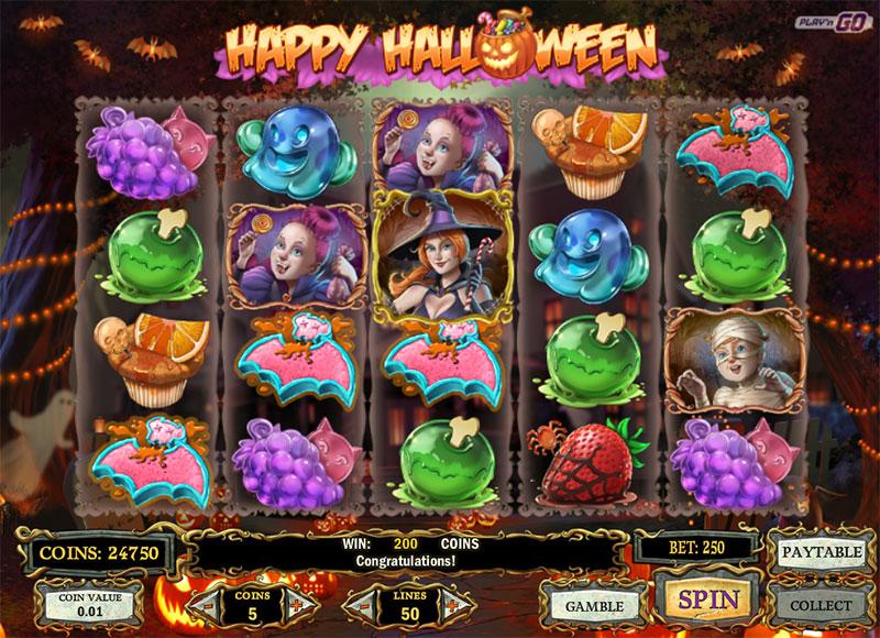 Happy Halloween -366320