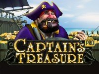 Captain Treasure -919112