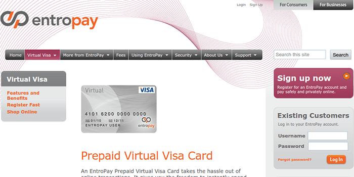 Entropay Bank Guide -963754