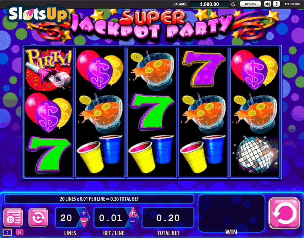 Jackpot Party Free -670437