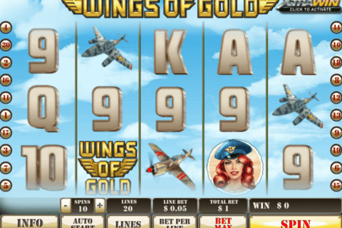Wings of Gold -106405