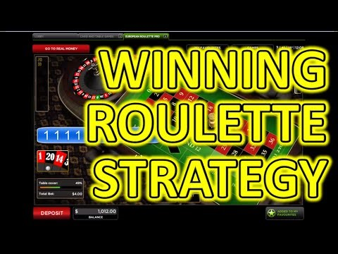 Roulette Strategy -446555