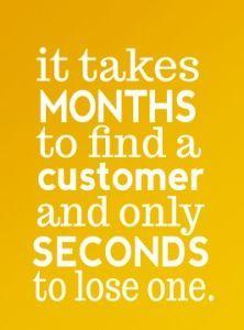 Excellent Customer Service -135795