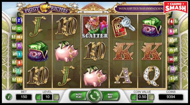 Piggy Riches -842503