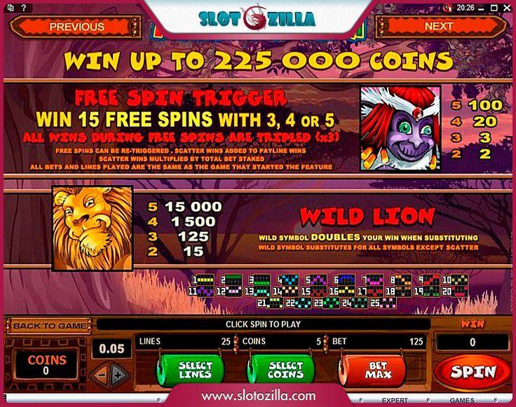 Slot Machine -287811