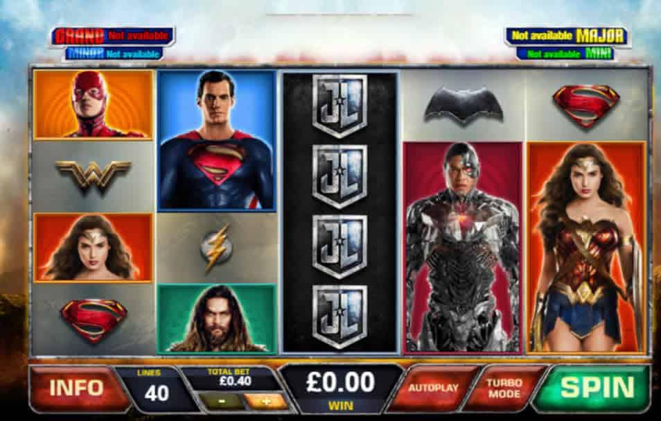 Justice League -711484