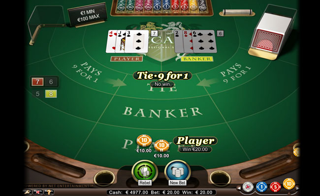 Baccarat Strategy -229202