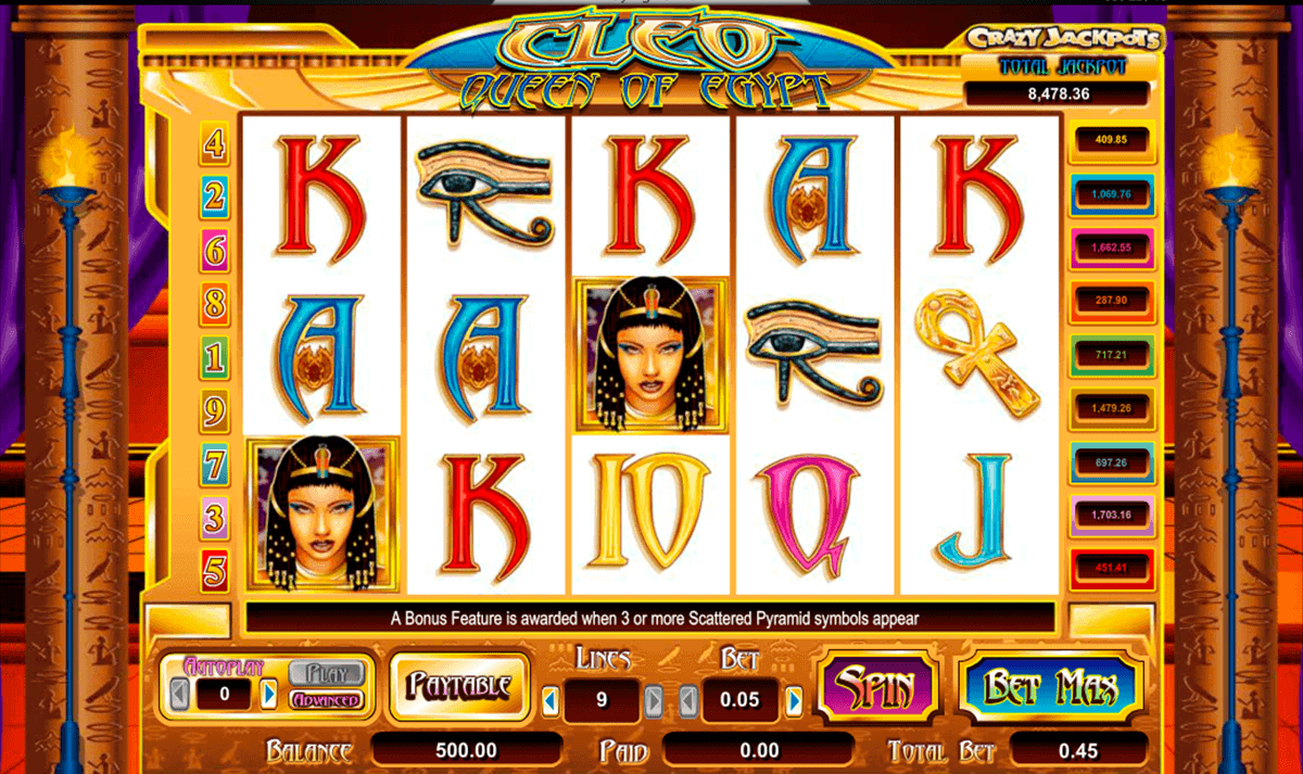 Egyptian Slots -362874