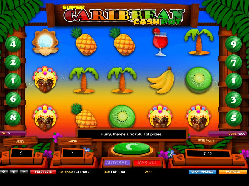 Super Caribbean -594545
