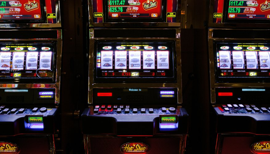 Slot Machine Payouts -523657