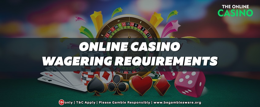 Wagering Requirement -692484