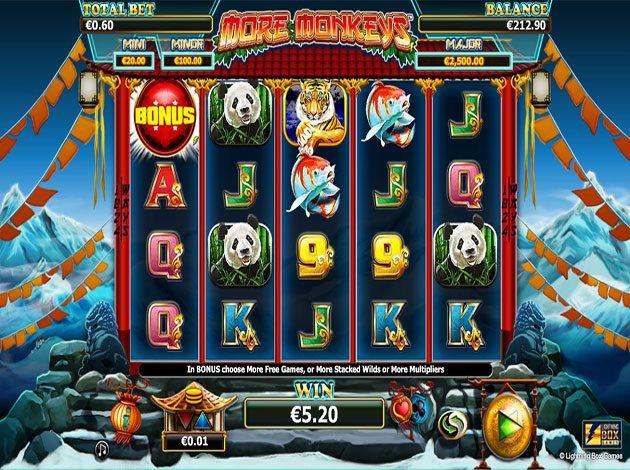 Casino Classic Fruity -241679