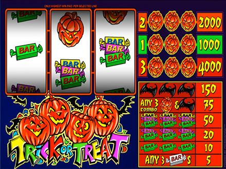 Halloween Horrors -397437