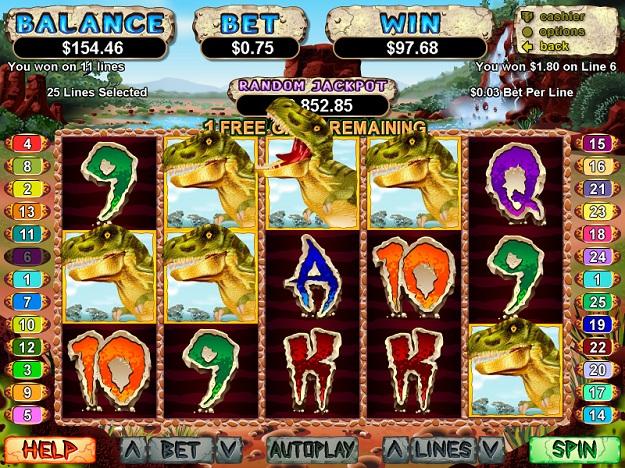 Slot Machine -501728