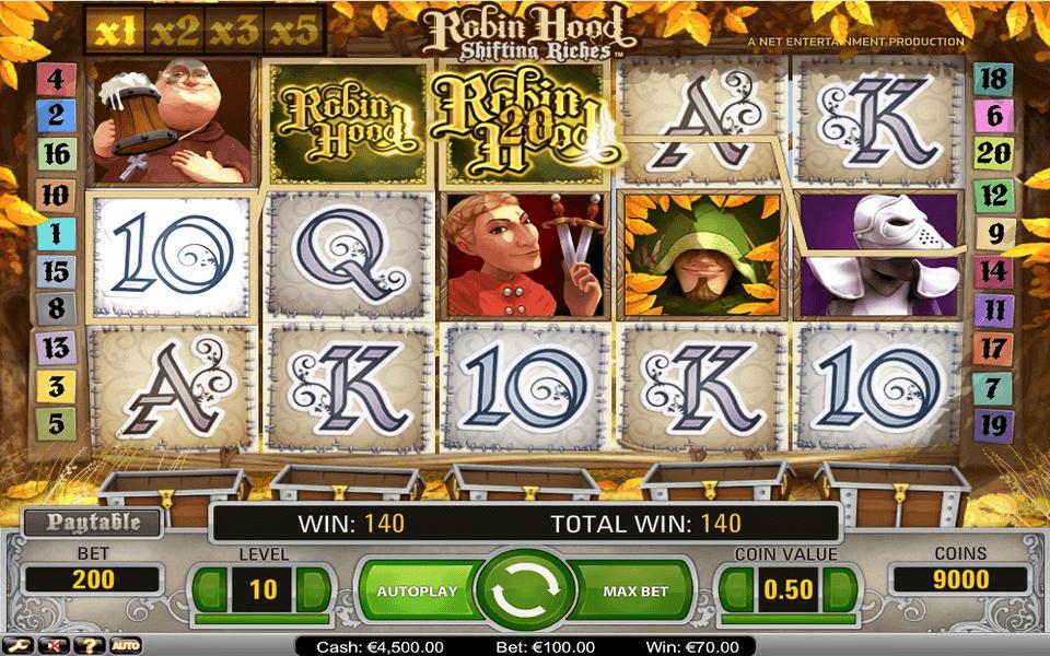 Round Robin -913993