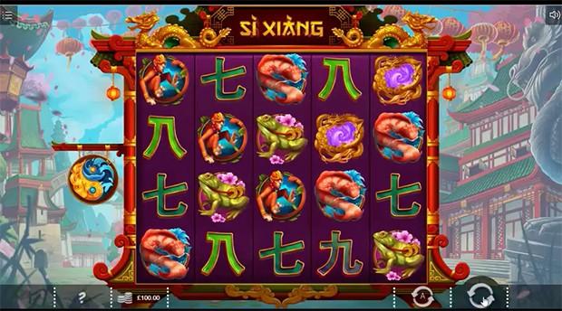 Si Xiang Slot -528113