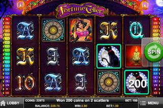 Fortune Teller -614875