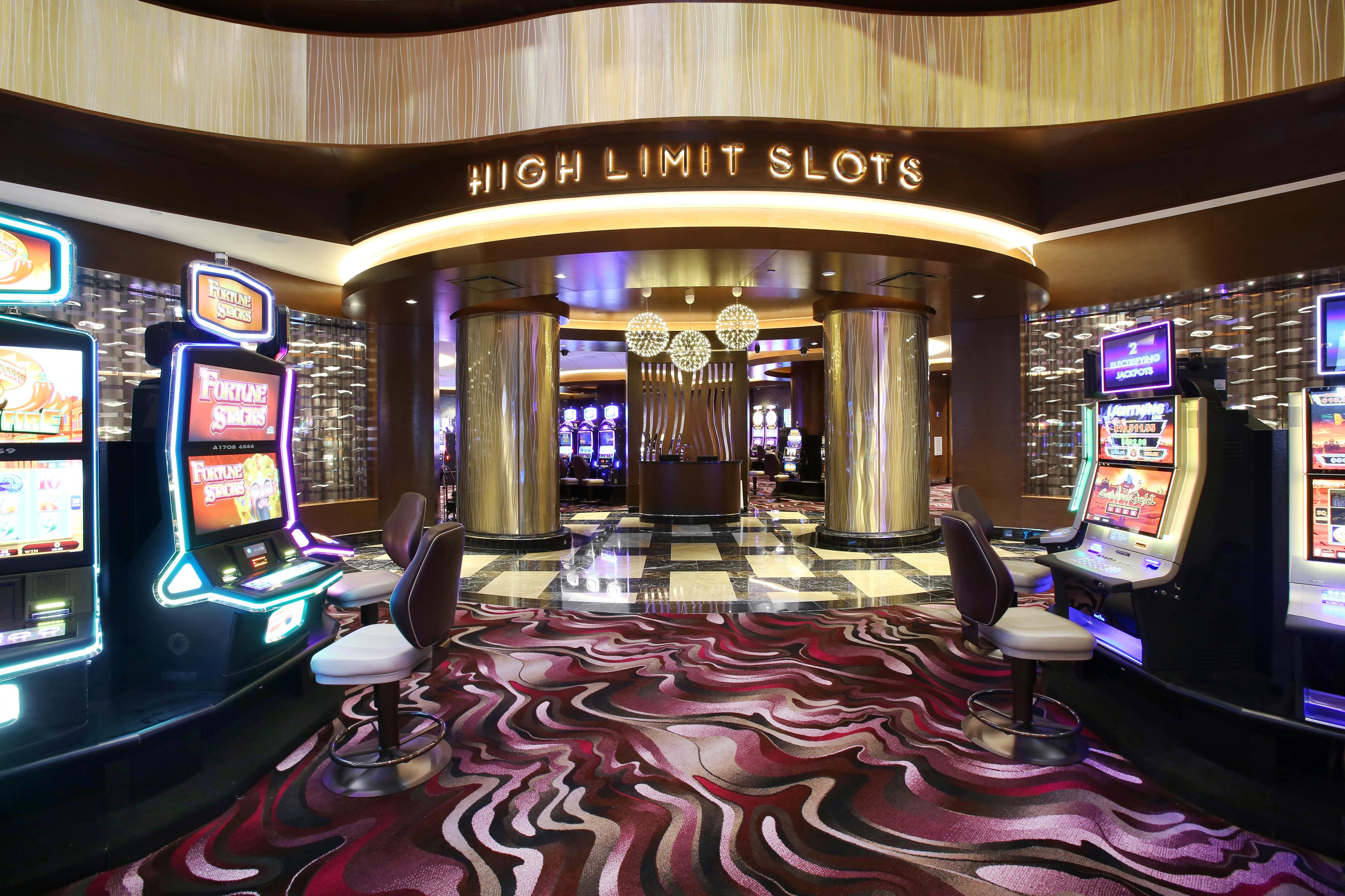 High Limits Room -857157