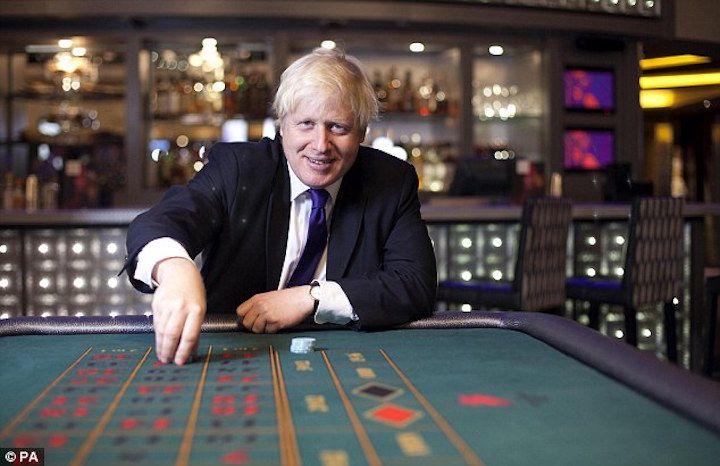 Professional Gambler -243151