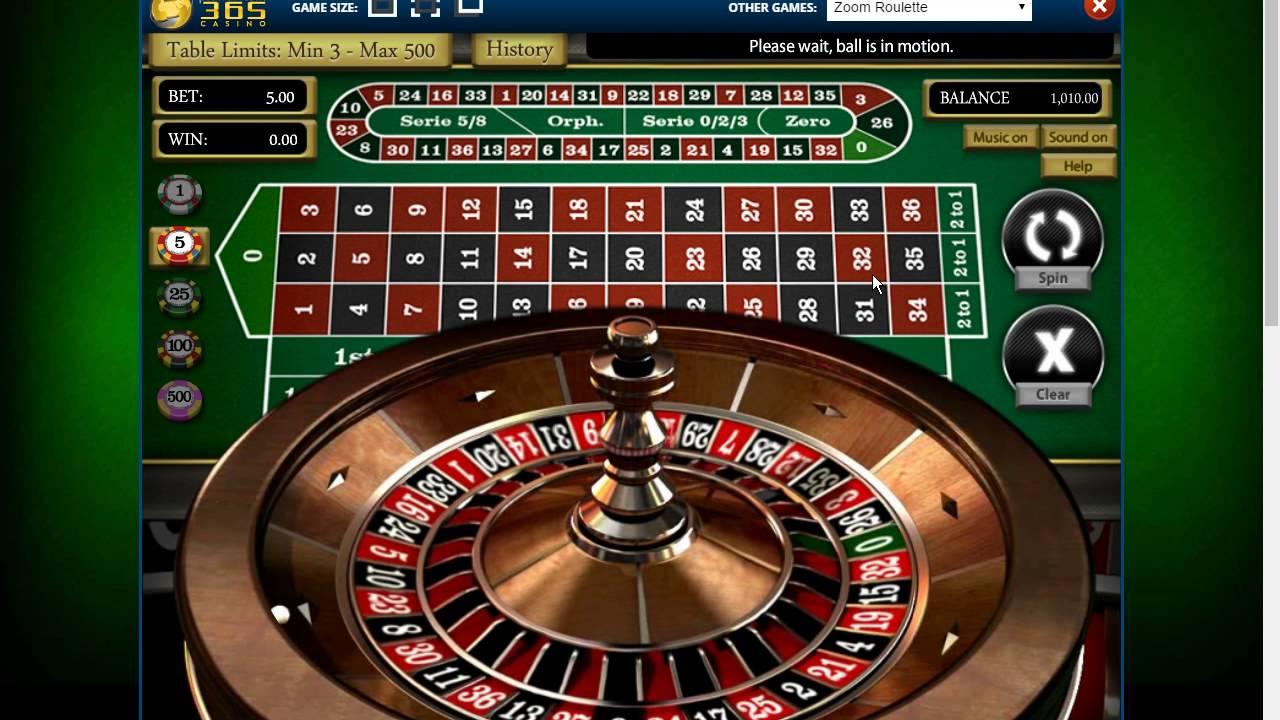 Roulette Strategy Bonus -248360