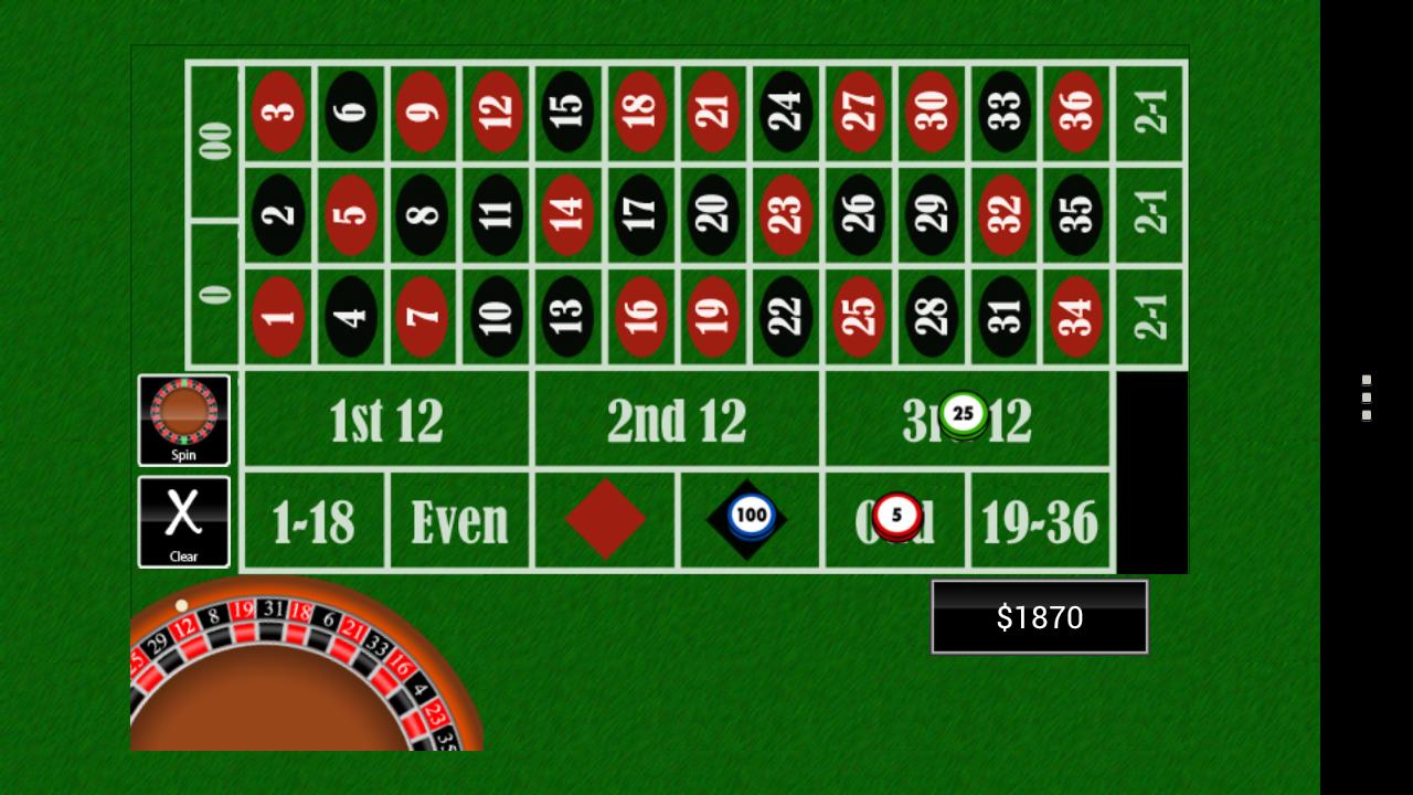 Roulette Winning -638418