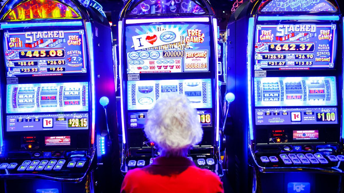 Slot Machine Payouts -713914