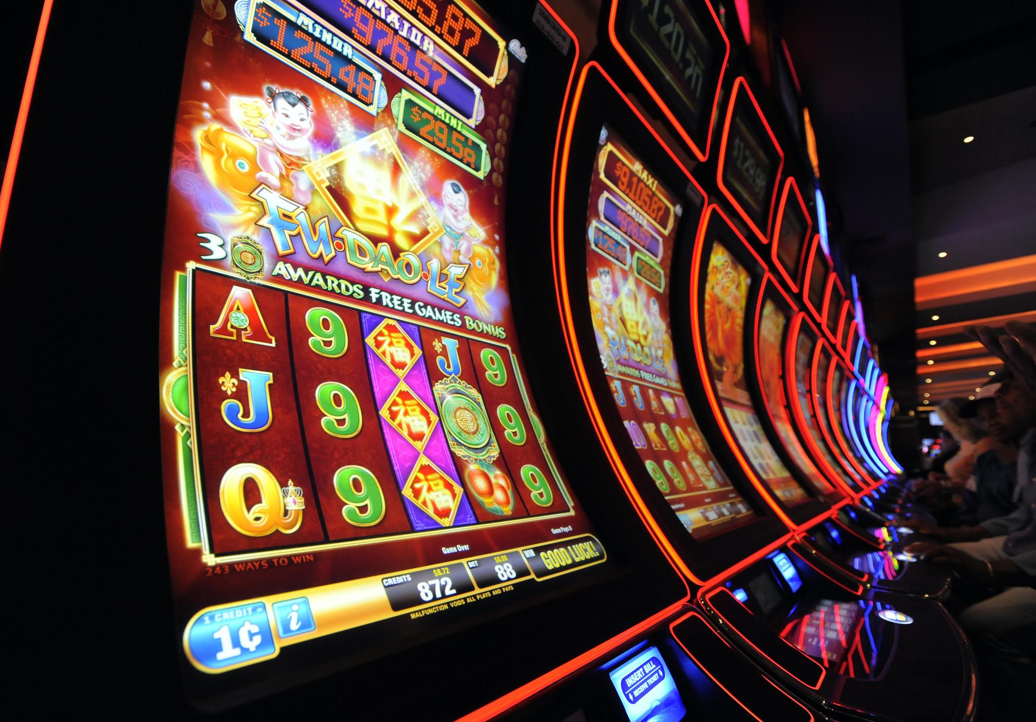 Slot Machine Payout -752218