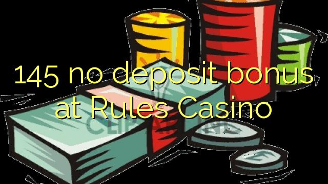 Casino Rules -825797