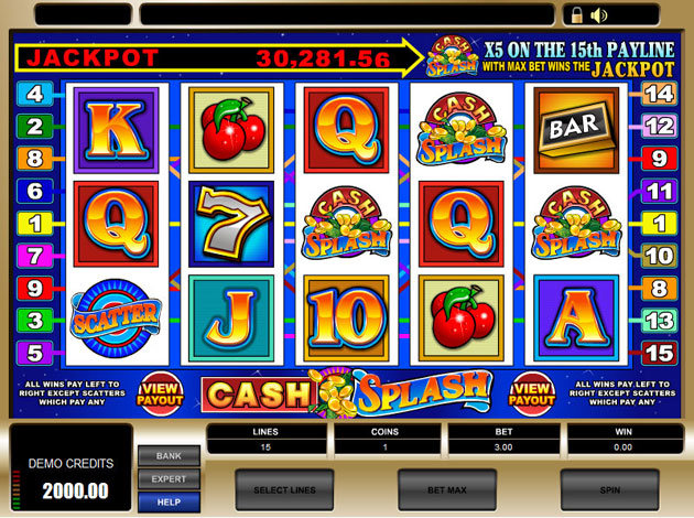 Slot Cash Tournament -79706