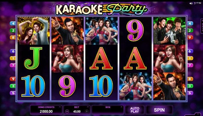 Karaoke Party GetLucky -508238