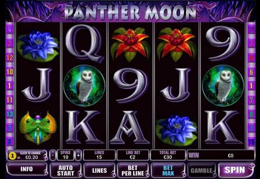 Panther Moon Slot -198258