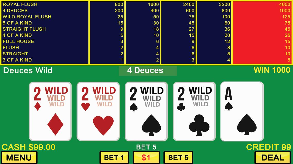 Deuces Wild -457597